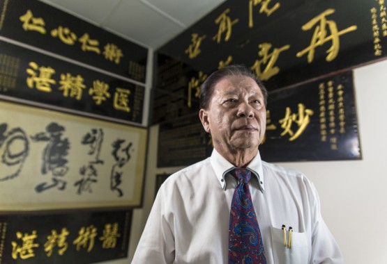 Mediglobal Dr Siow as Hakka President