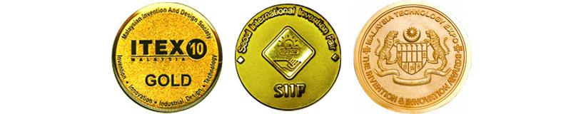mediglobal medals